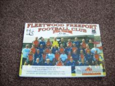 Fleetwood Freeport v Salford City, 2000/01